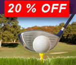 20% off green fees